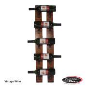 4100---5-Bottle-Wall-Rack