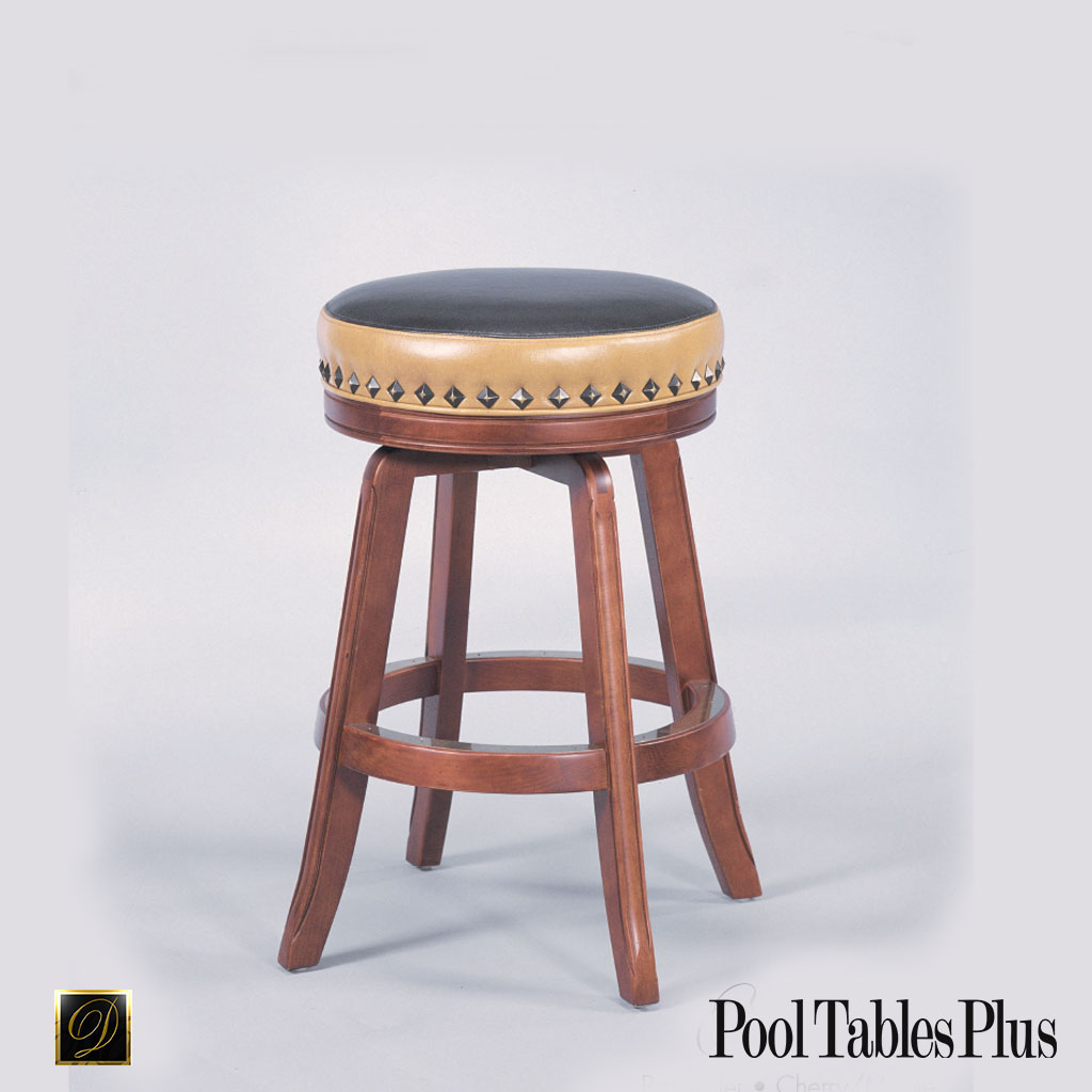 Milano Backless Barstool By Mikhail Darafeev