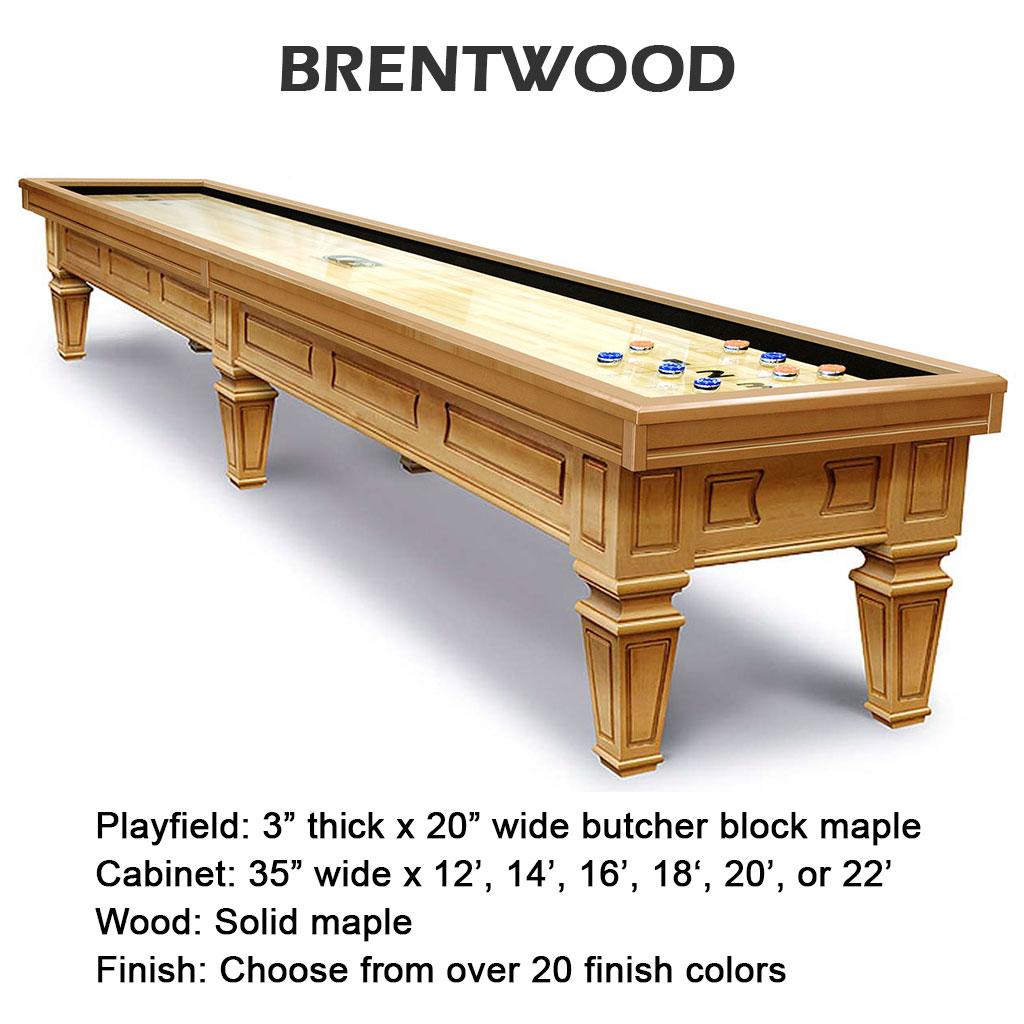 brentwood shuffleboard