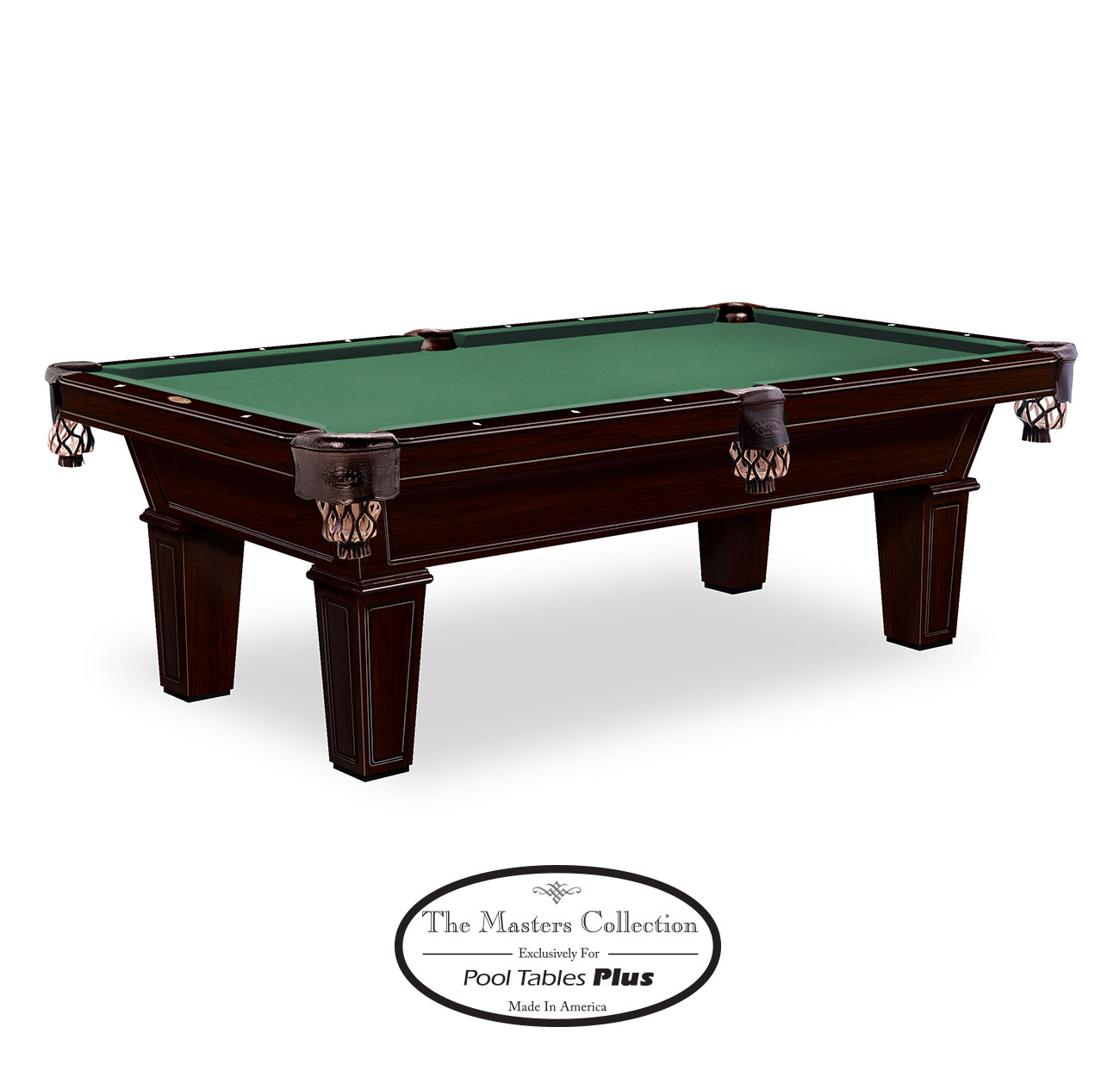 Bridgeport TC Pool Table - Kensington pool table