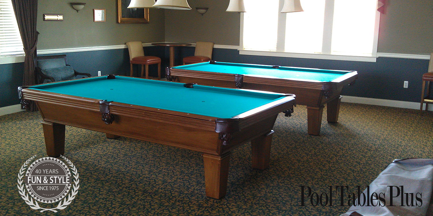 Olhausen Classic Pool Table-Shop Pool Tables