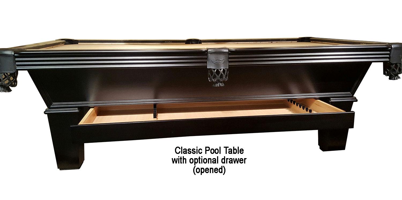 Clic Pool Table
