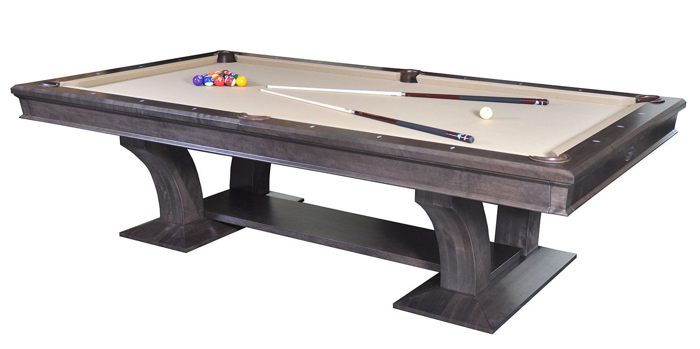 Metro Treviso Custom Pool Table