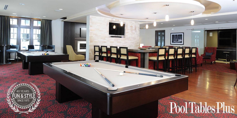 Monarch Modern Pool Table