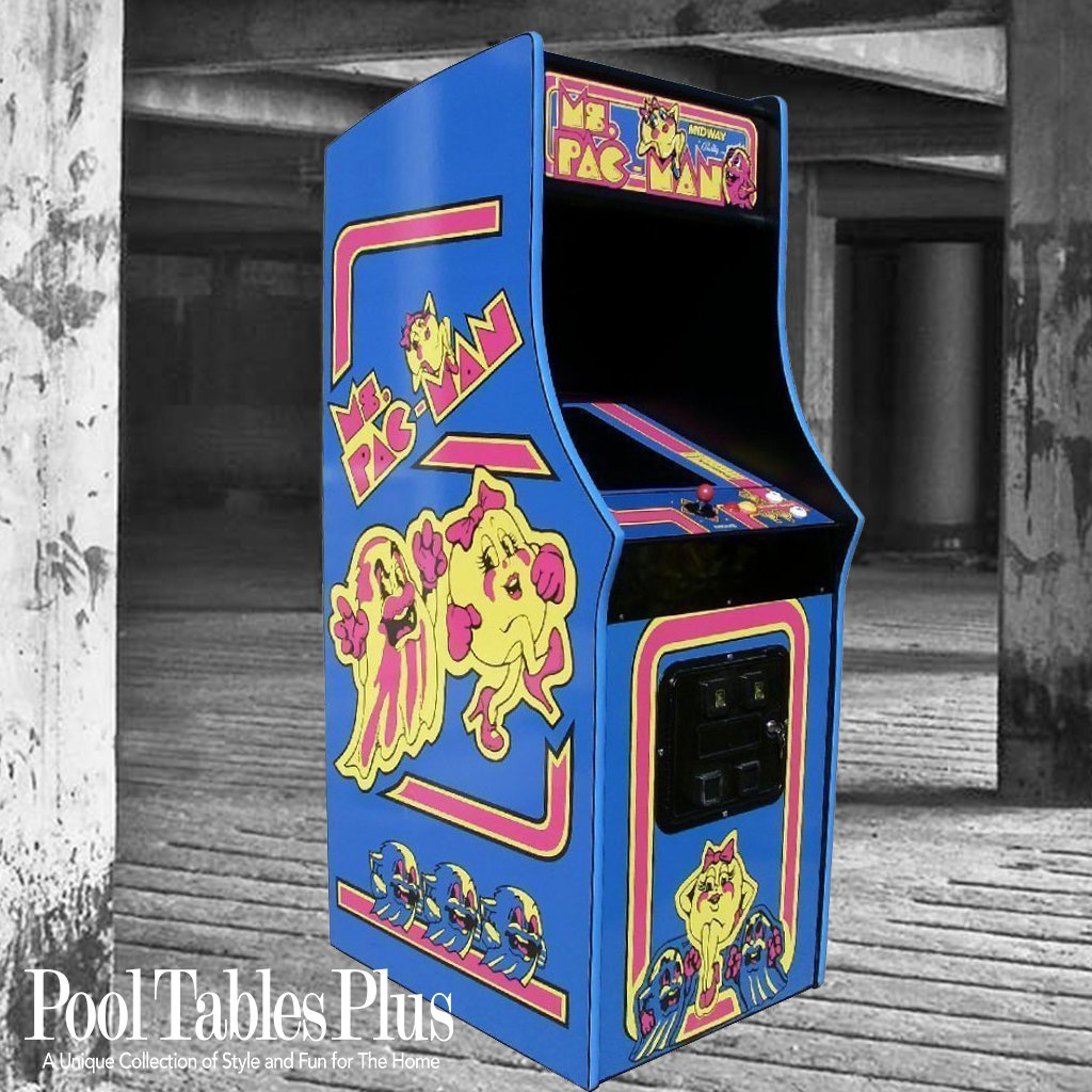Ms Pacman Plus 60 Classic Games
