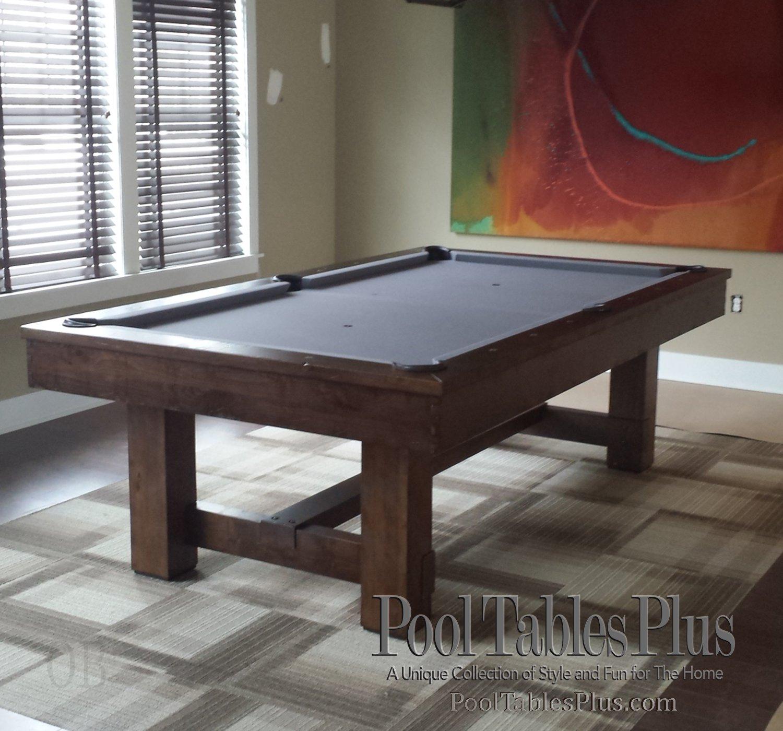 Rhinebeck Pottery Barn Style Pool Table