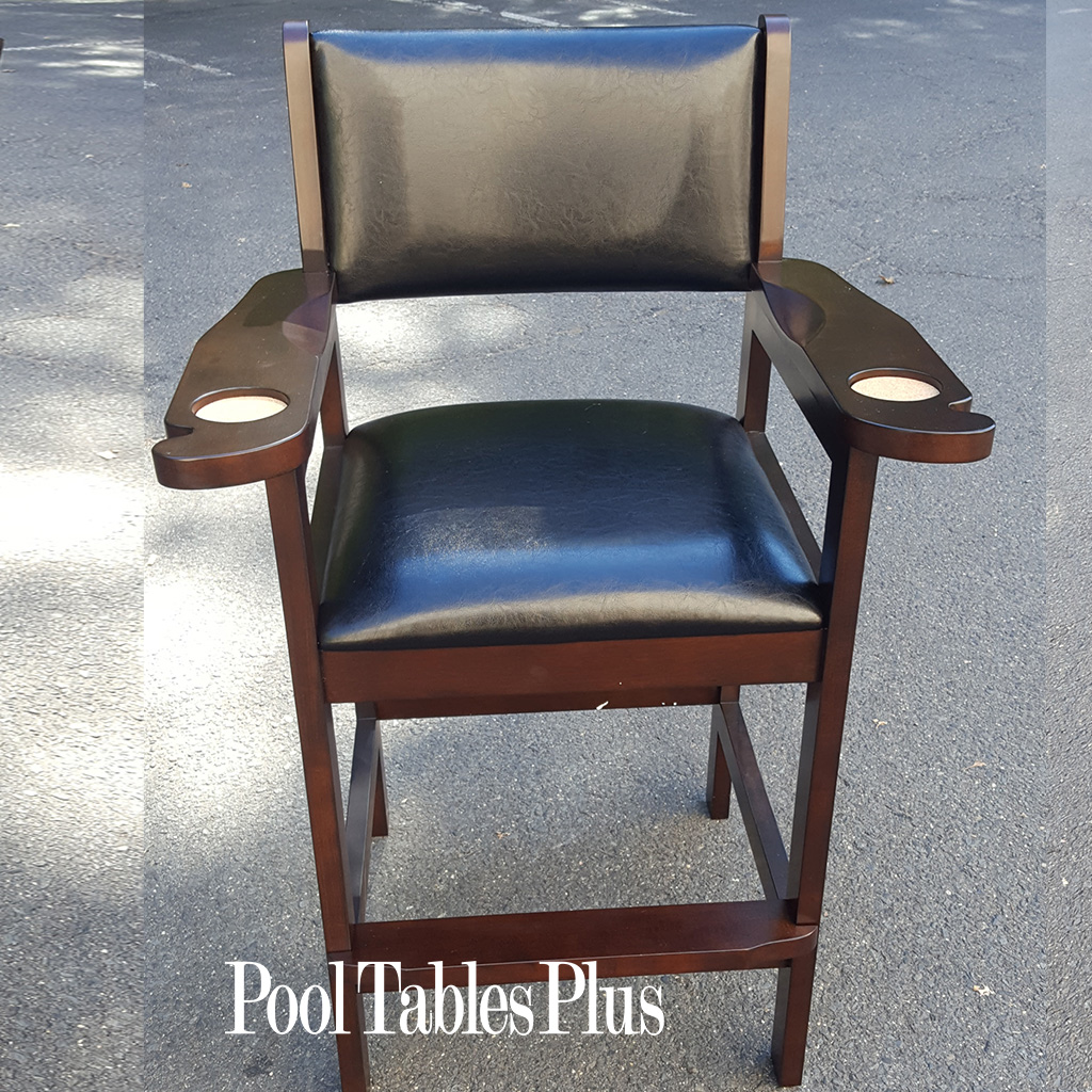 Spectator Chair In Espresso Finish
