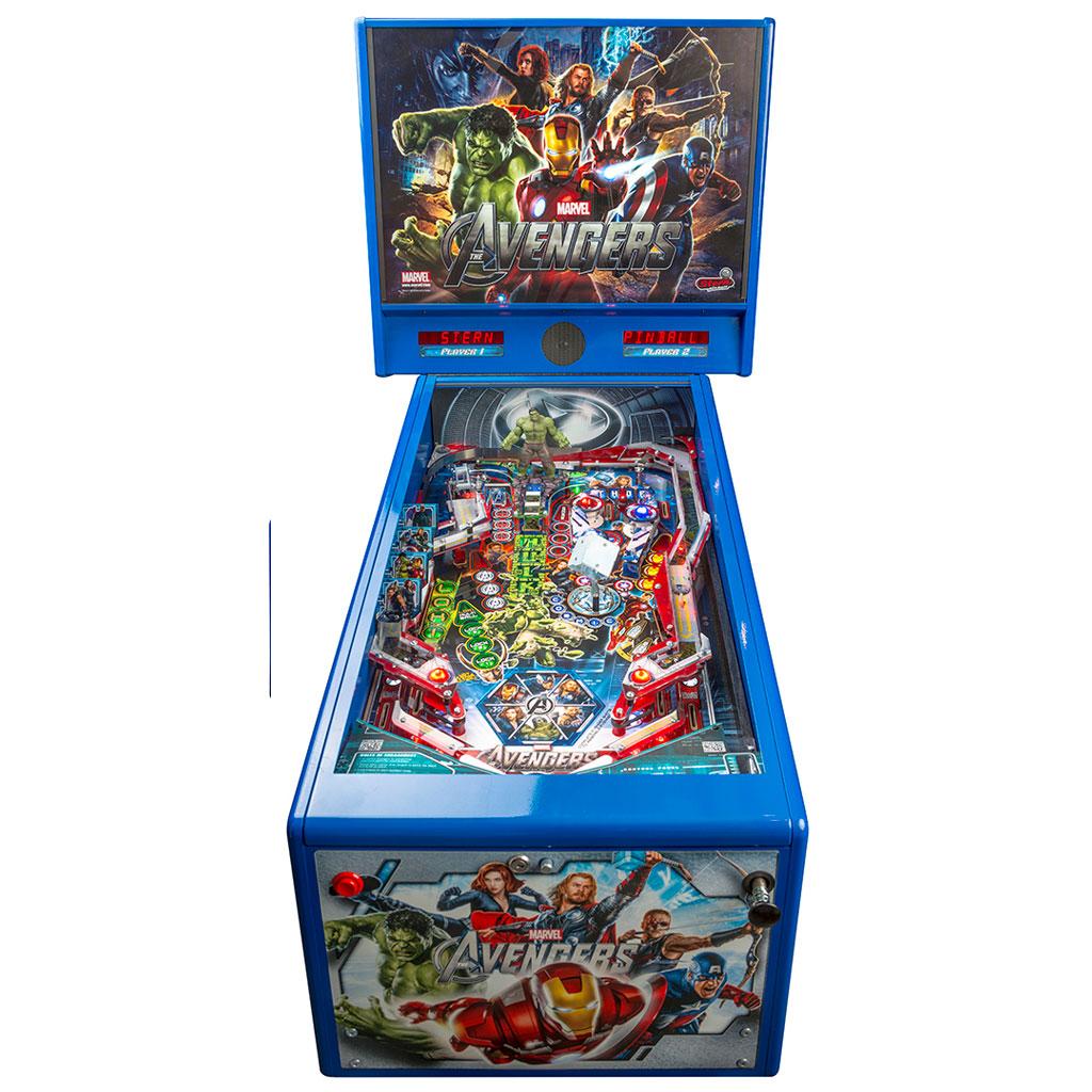 Avengers Pinball Machine By Stern Pinball