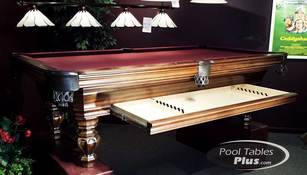 Georgian Custom Pool Table