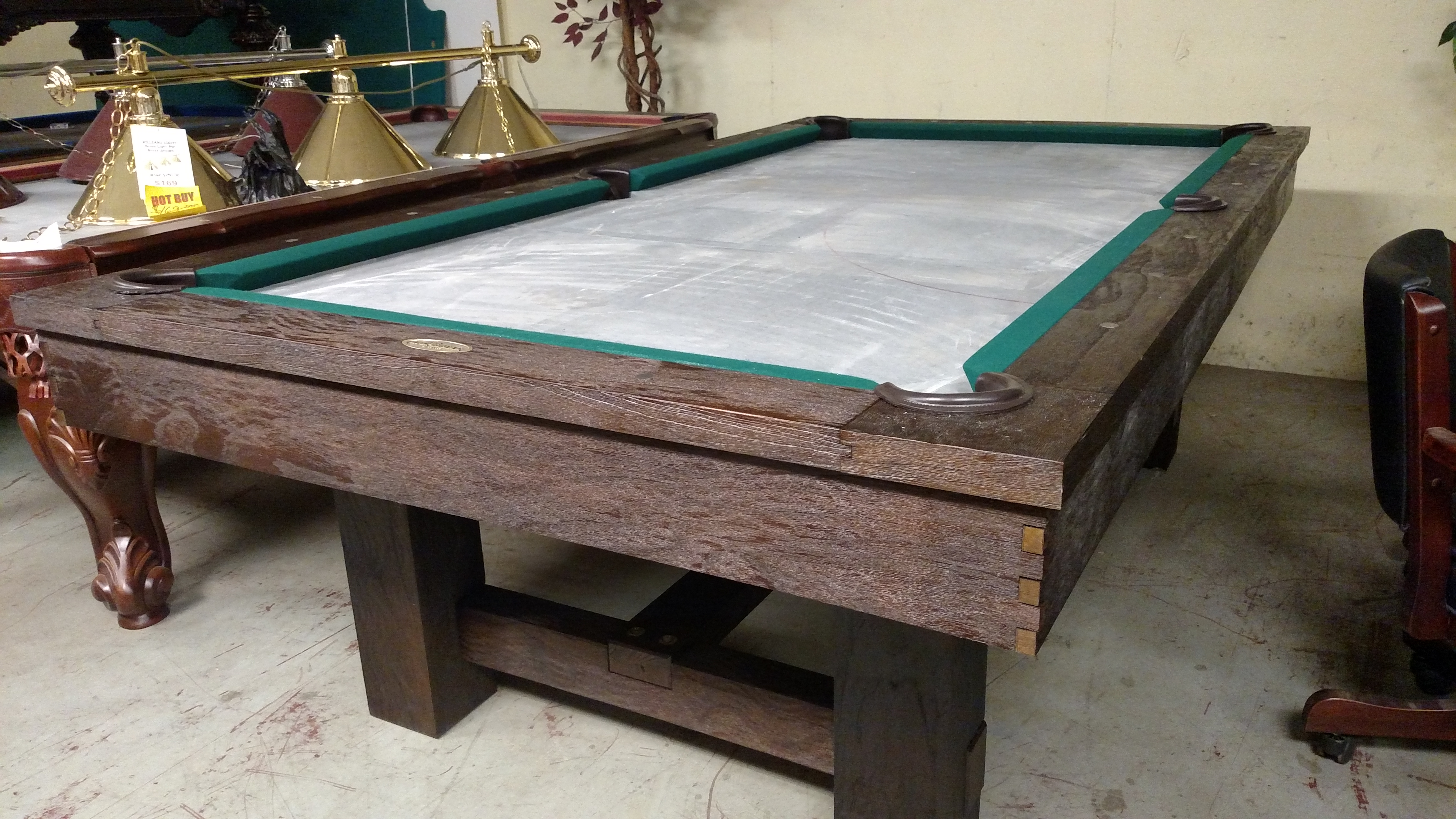Imperialrustictable - Reno pool table