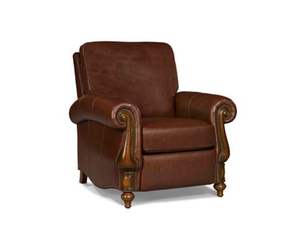 Stupendous Colton Leather Recliner Gamerscity Chair Design For Home Gamerscityorg