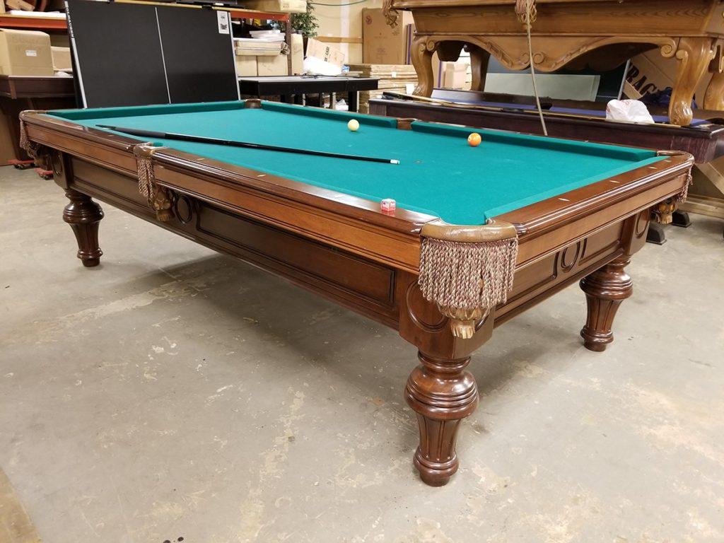 9′ AMF Prestwick Pool Table