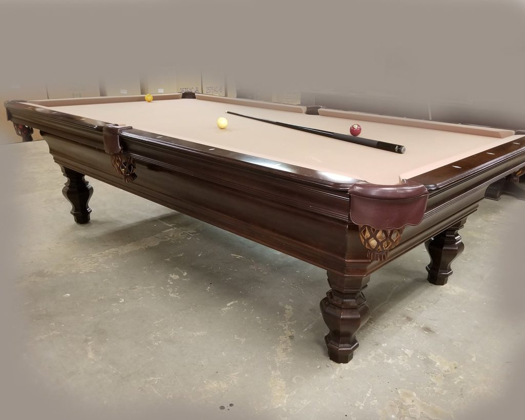 9′ Wentworth Pool Table by Olhausen Billiards