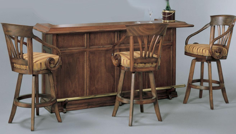 Huntington 7 Home Bar By Mikhail Darafeev