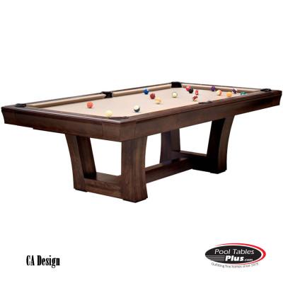 City Lights Custom Pool Table 6550 00 Monroe Custom Pool Table