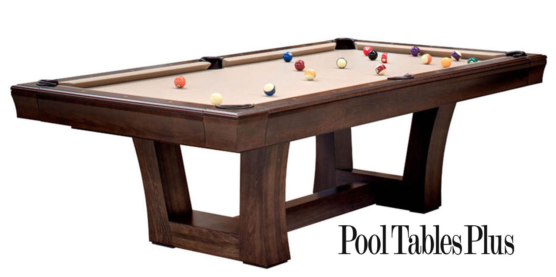 City Custom Pool Table California House