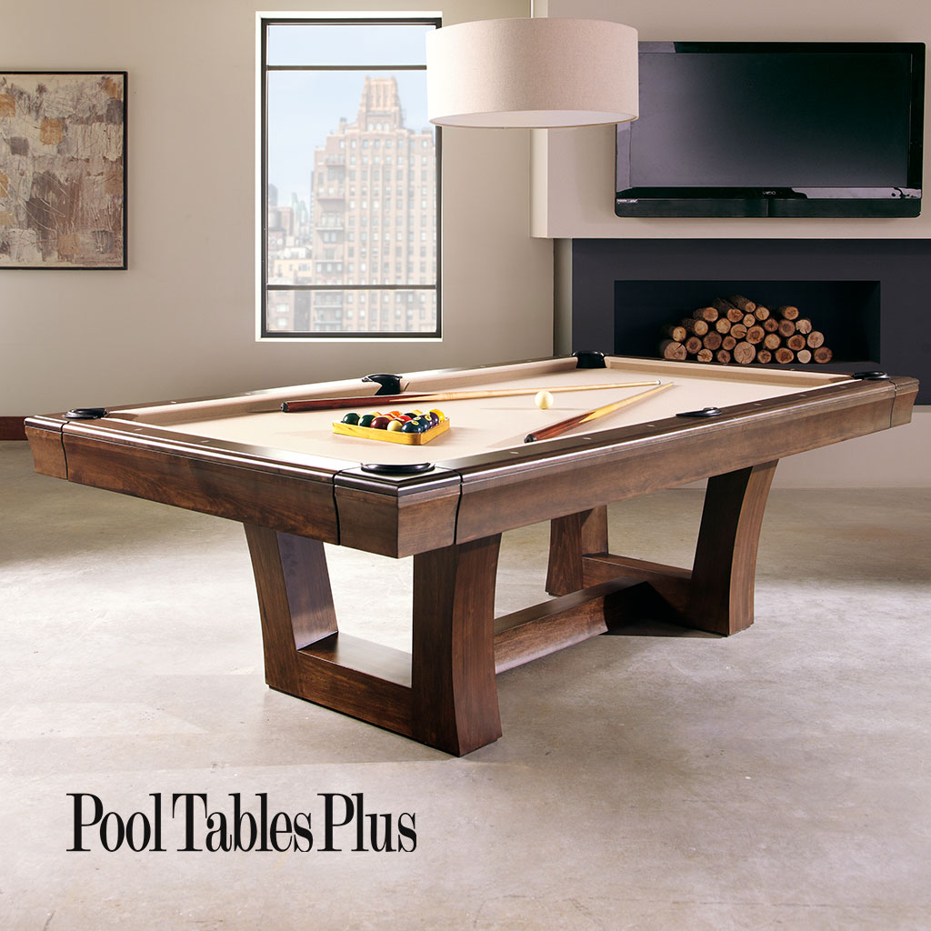 City Custom Pool Table, California House