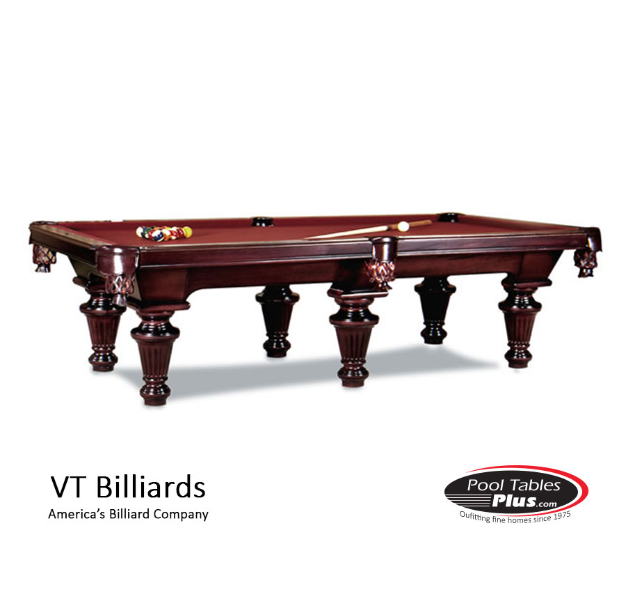 Le Mans Custom Pool Table - American pool table company