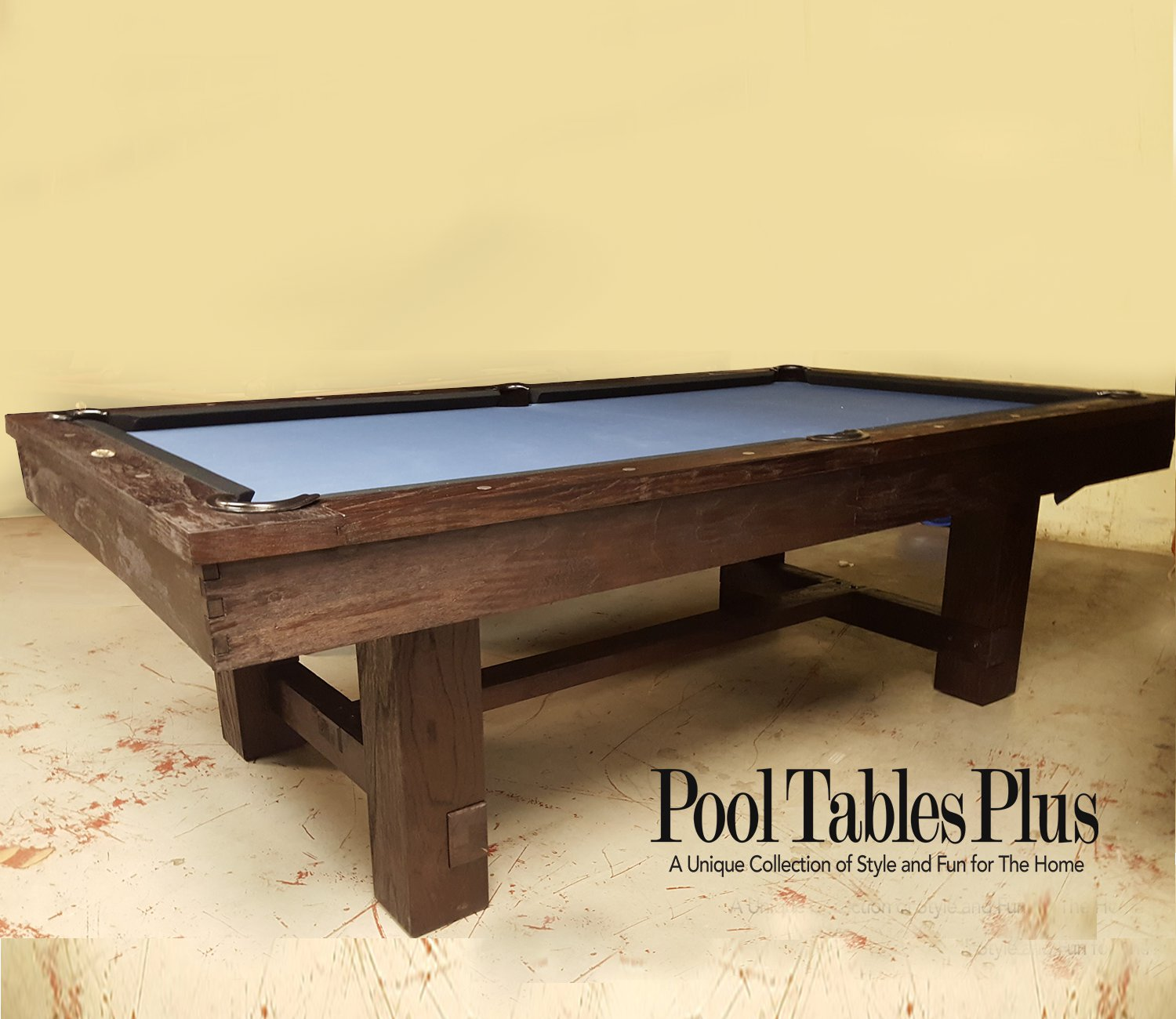 Ramapo Reno Pool Table - Reno pool table