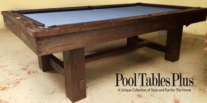 Ramapo Pool Table