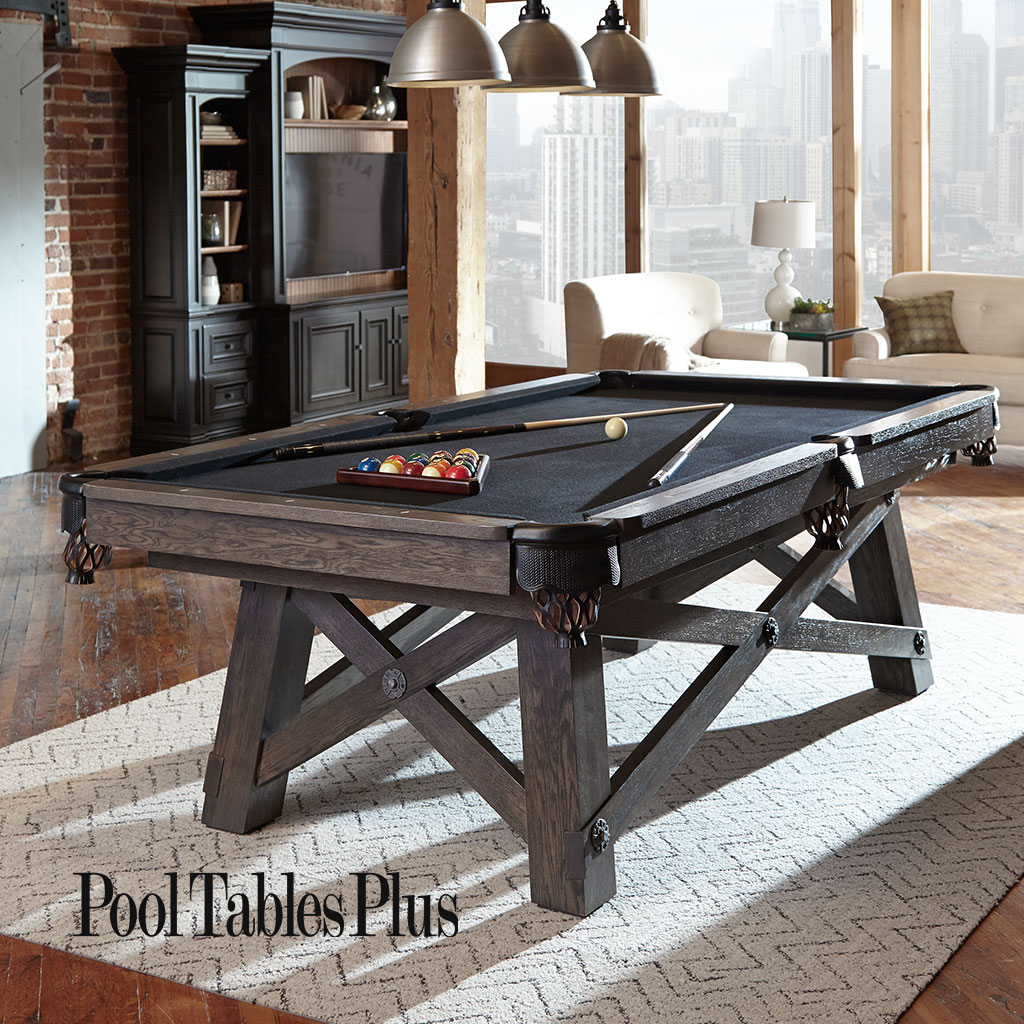 Urban Custom Pool Table By California House