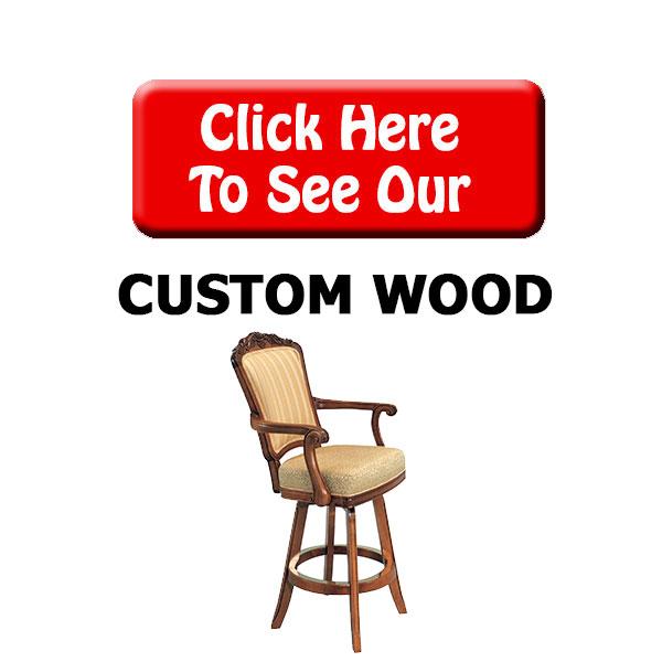 Wood Bar Stools