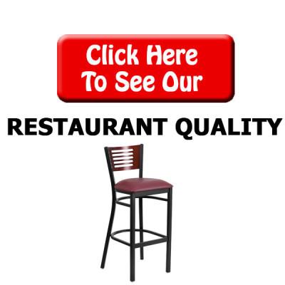 Restaurant Quality Bar stools