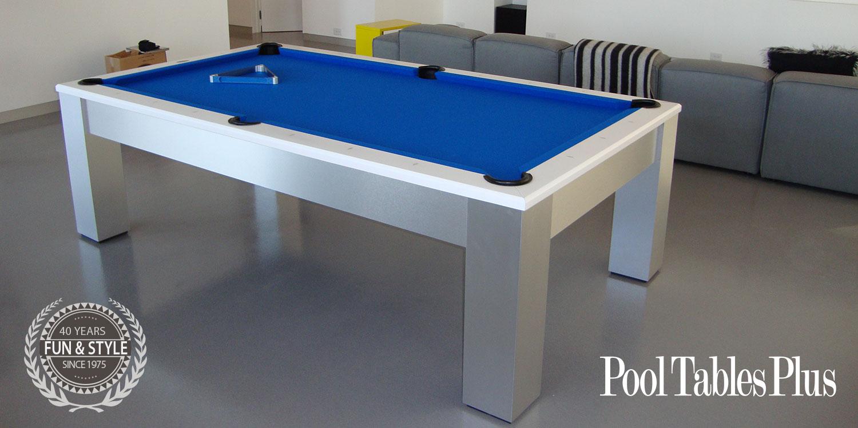 Olhausen Madison Brushed Aluminum Pool TableShop Olhausen Pool Tables - Olhausen madison pool table