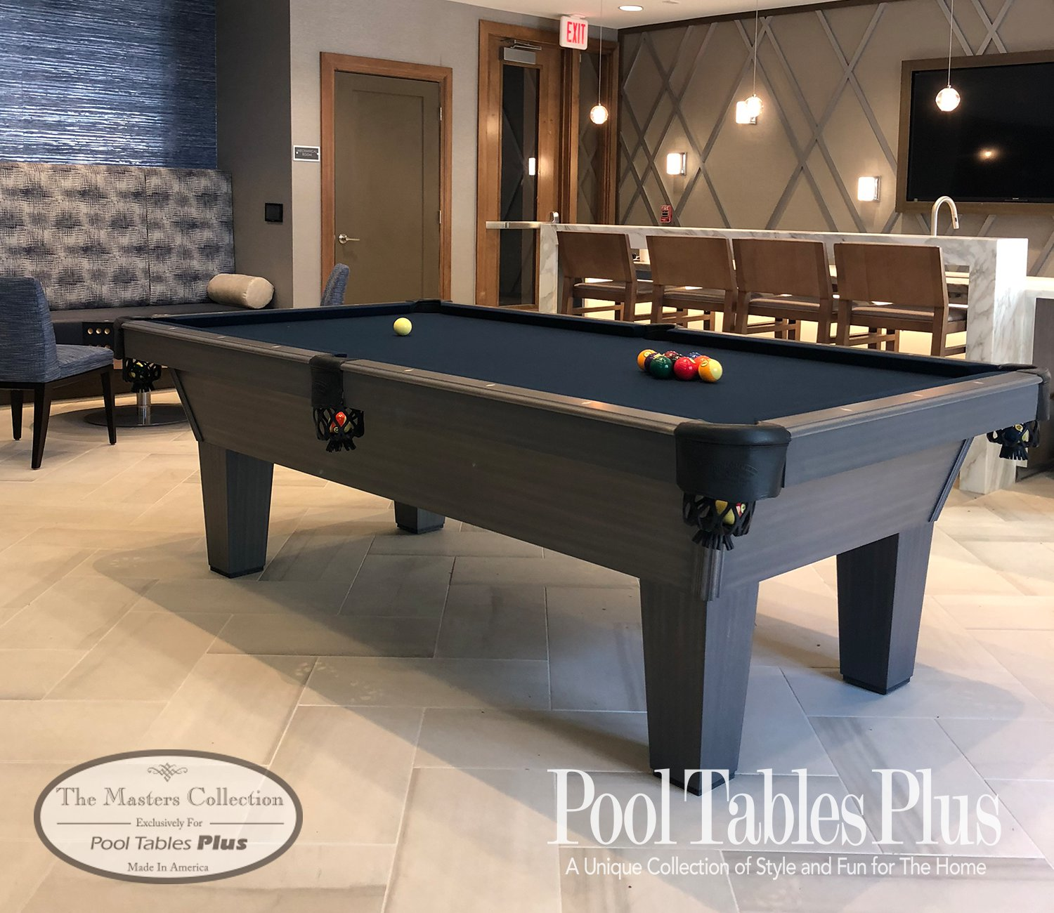 Exceptional Pool Tables Plus