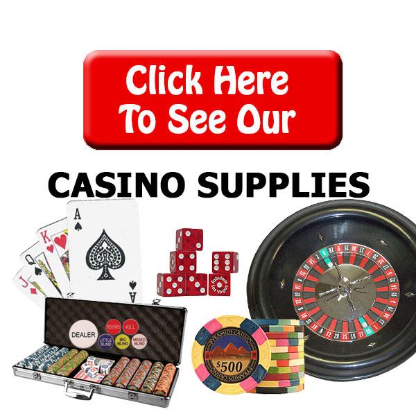 Poker Chips & Casino