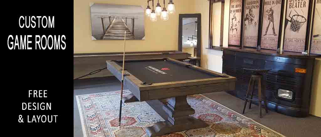 Pool Tables Plus - A Unique Collection of Pool Table Styles for ...