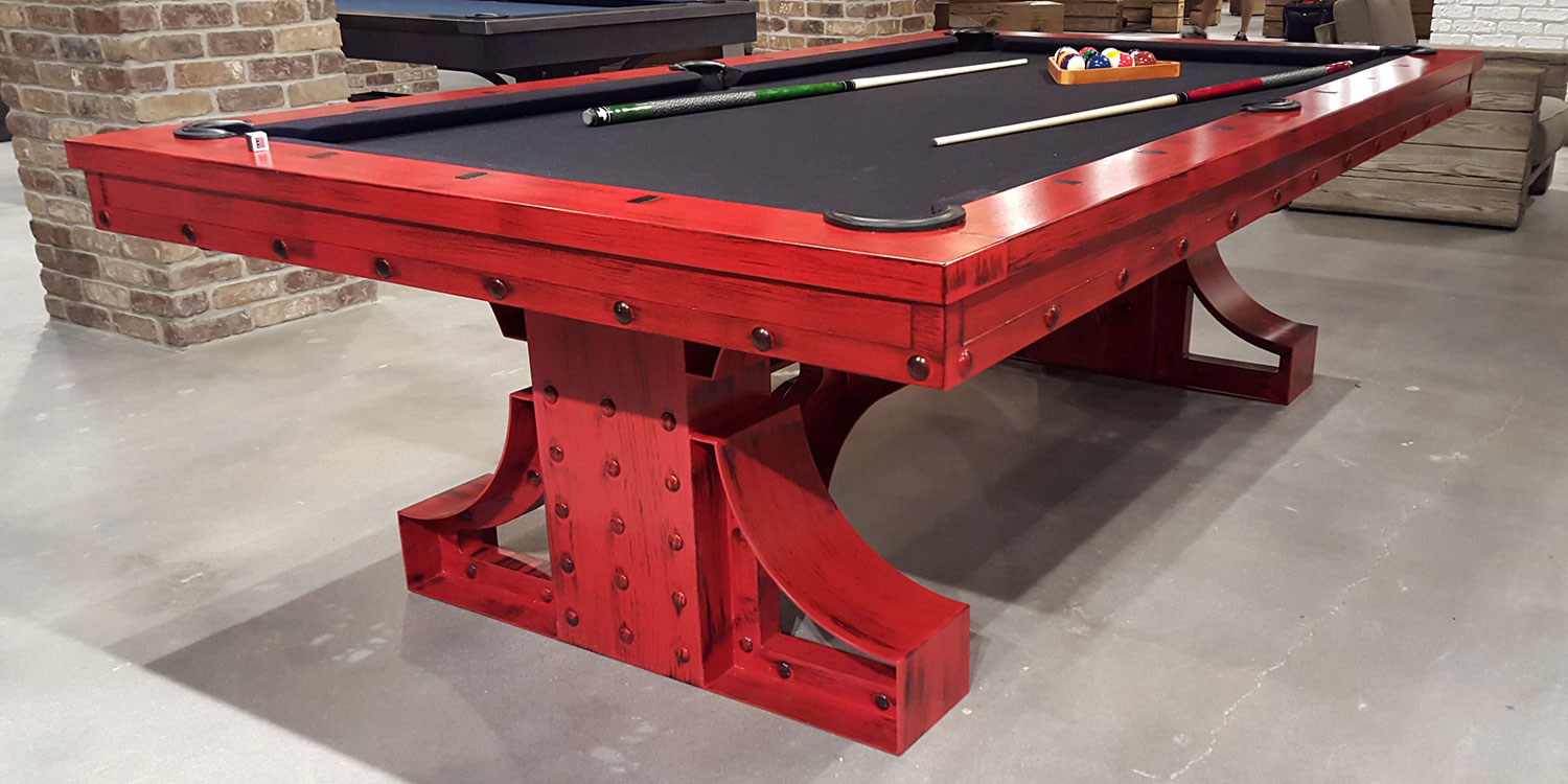Things To Know Before Buying A Pool Table - American heritage madison pool table