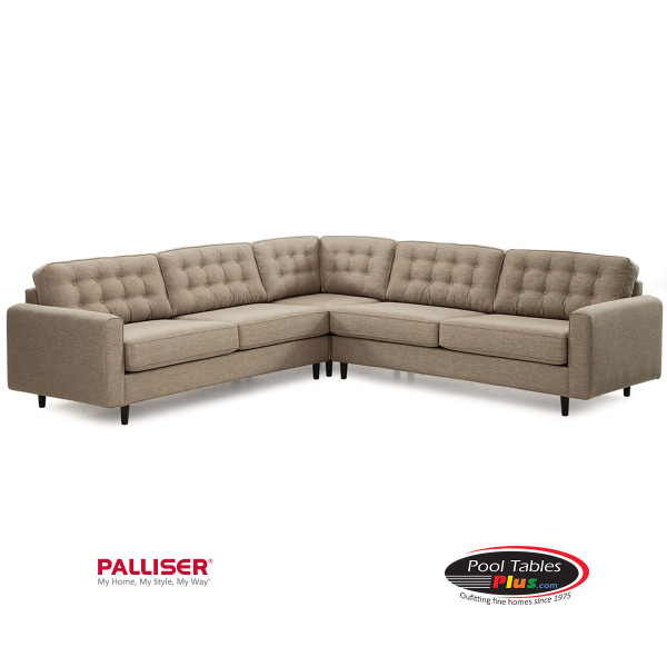 Buttonback-sectional