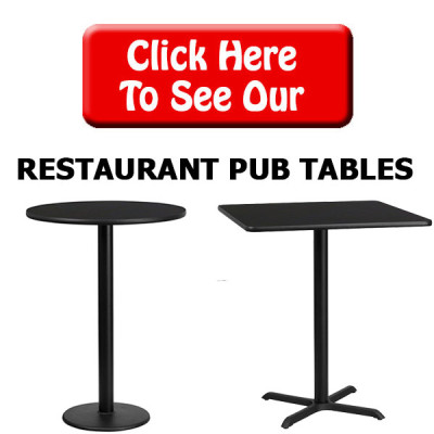 Restaurant Pub Tables