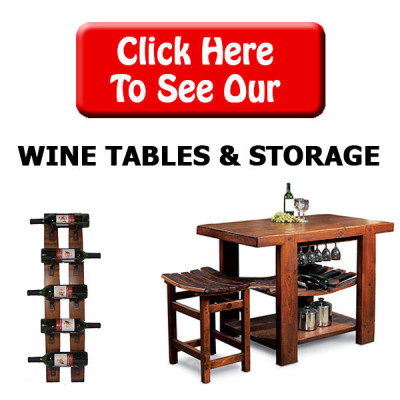 Wine Table & Storage
