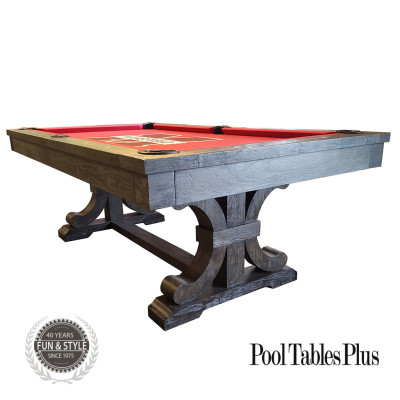 Rustique Pool Table