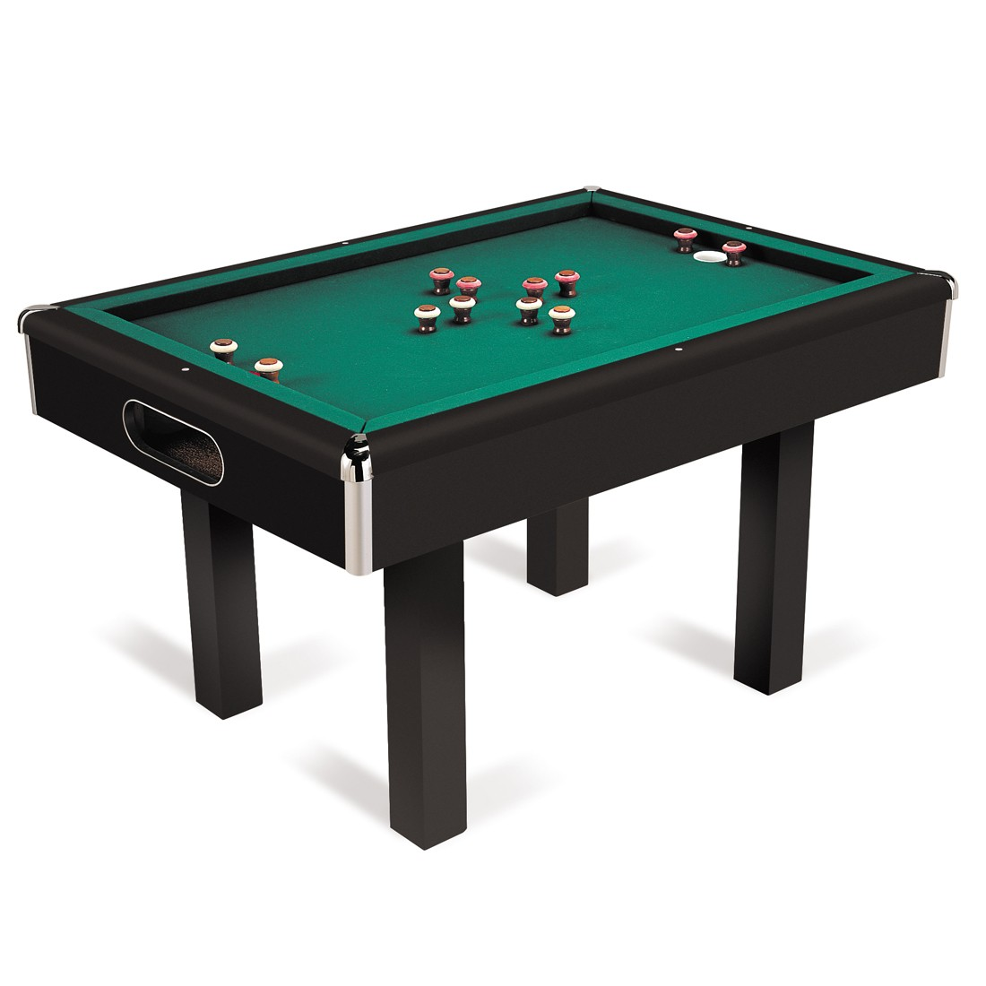 Non slate bumper pool table - Photos of pool tables ...