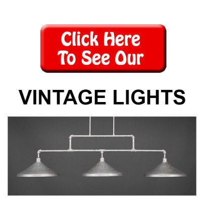Vintage Billiard Lights