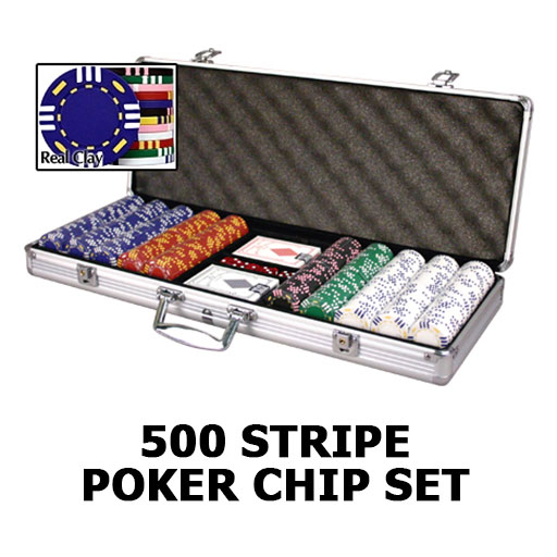 poker chip set 500