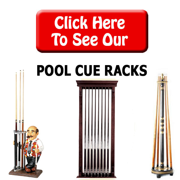 Pool Cue Racks