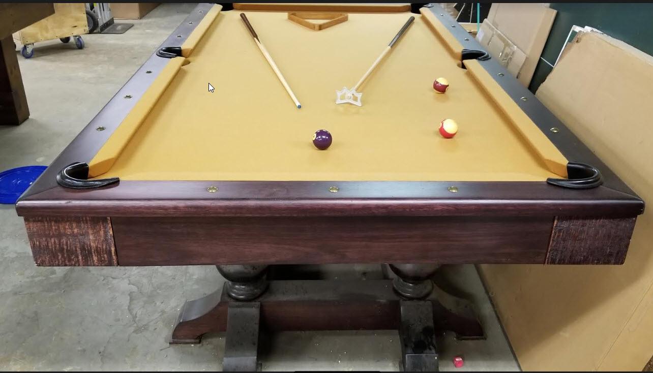 PreOwned Pool Tables Game Room Furniture - Craigslist houston pool table