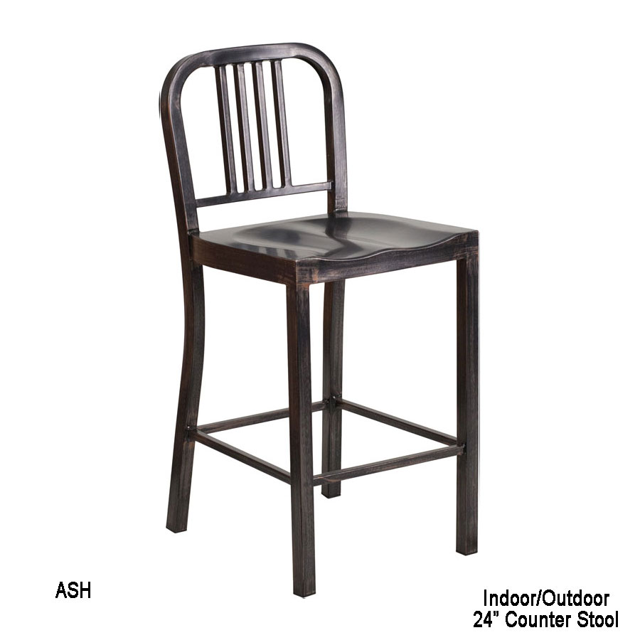 Industrial Kitchen Counter Stool – 9 colors