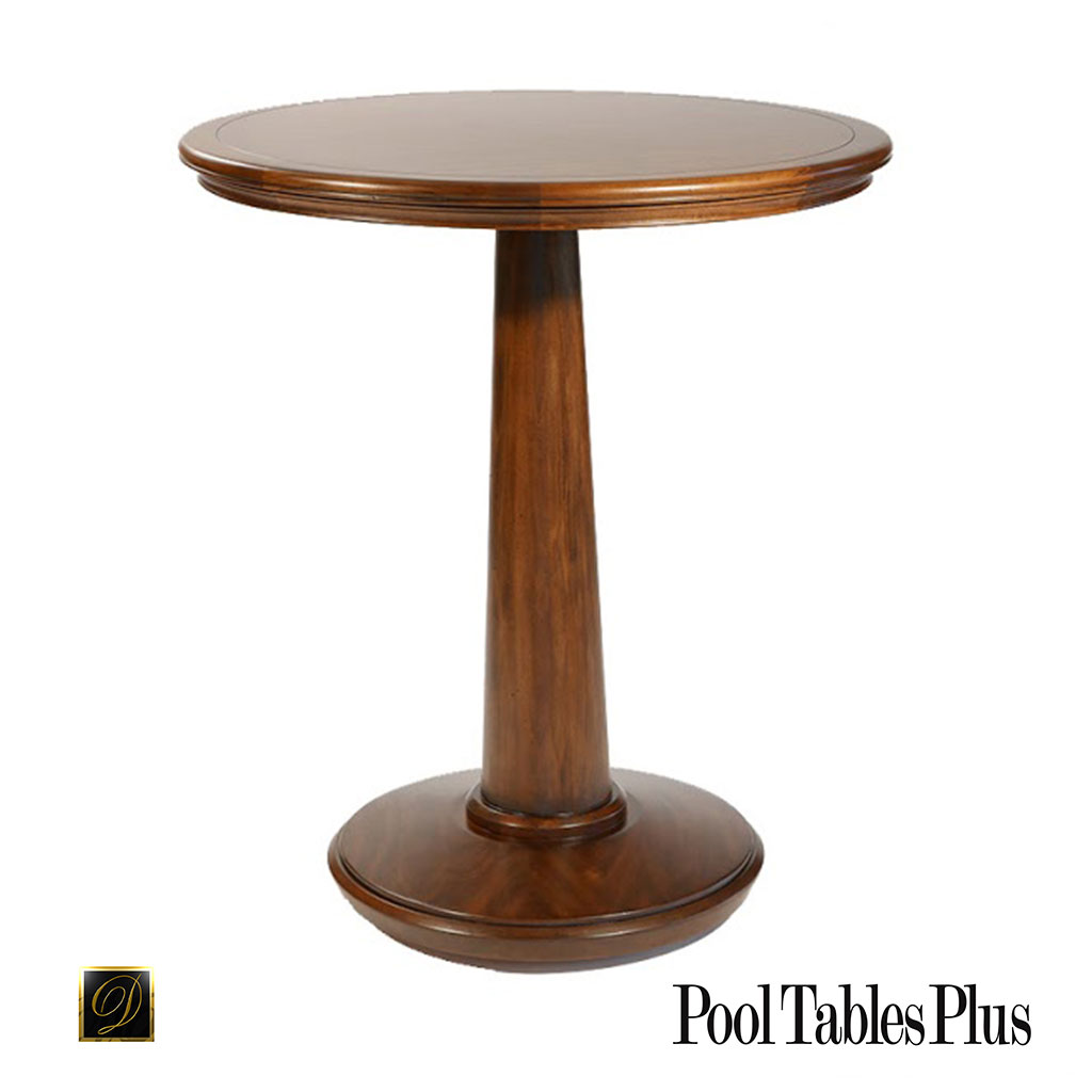Del Mar Tapered Pub Table By Mikhail Darafeev