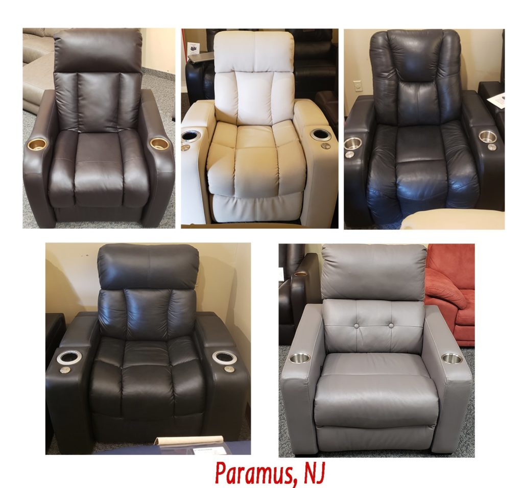 Single Theater Chairs Starting at $450