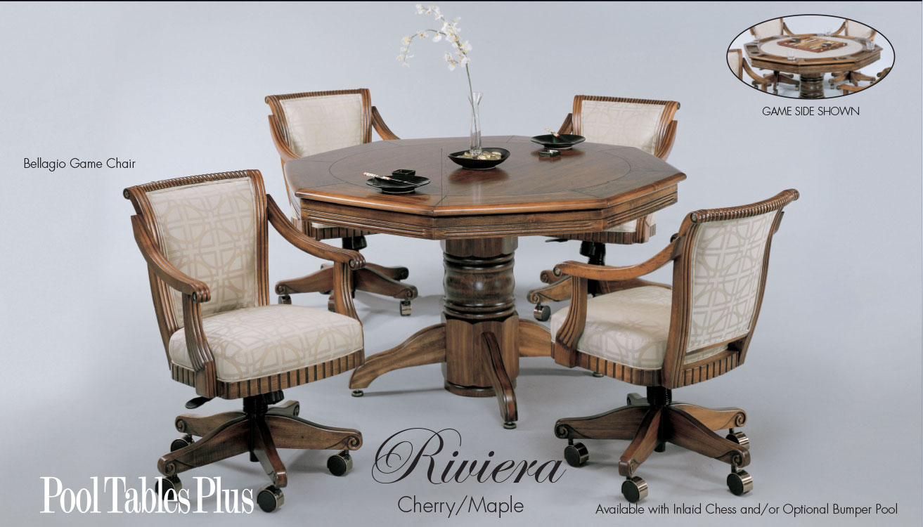 Riviera Flip Top Game Table