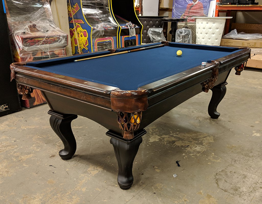 7 foot AMF Highland Pool Table