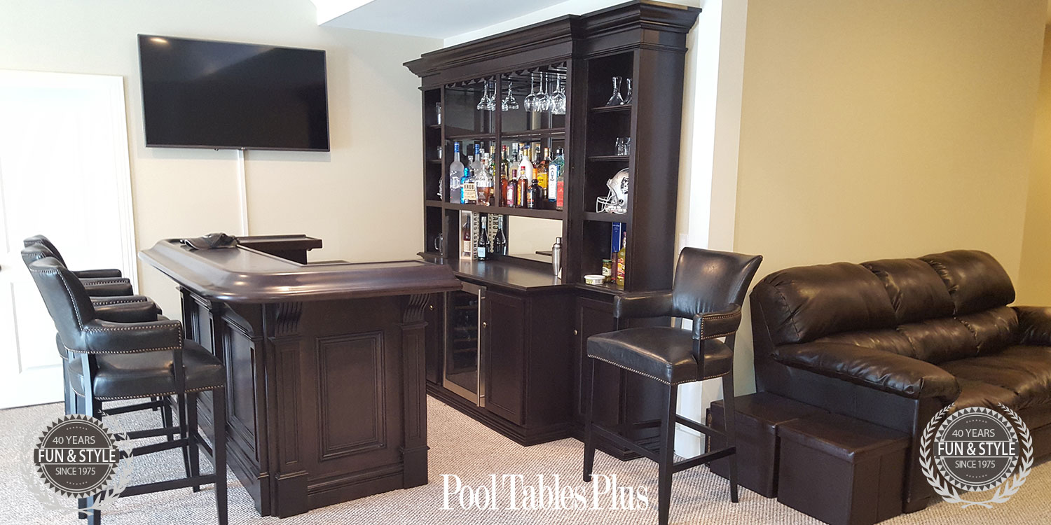 Build A Custom Bar In Your Home
