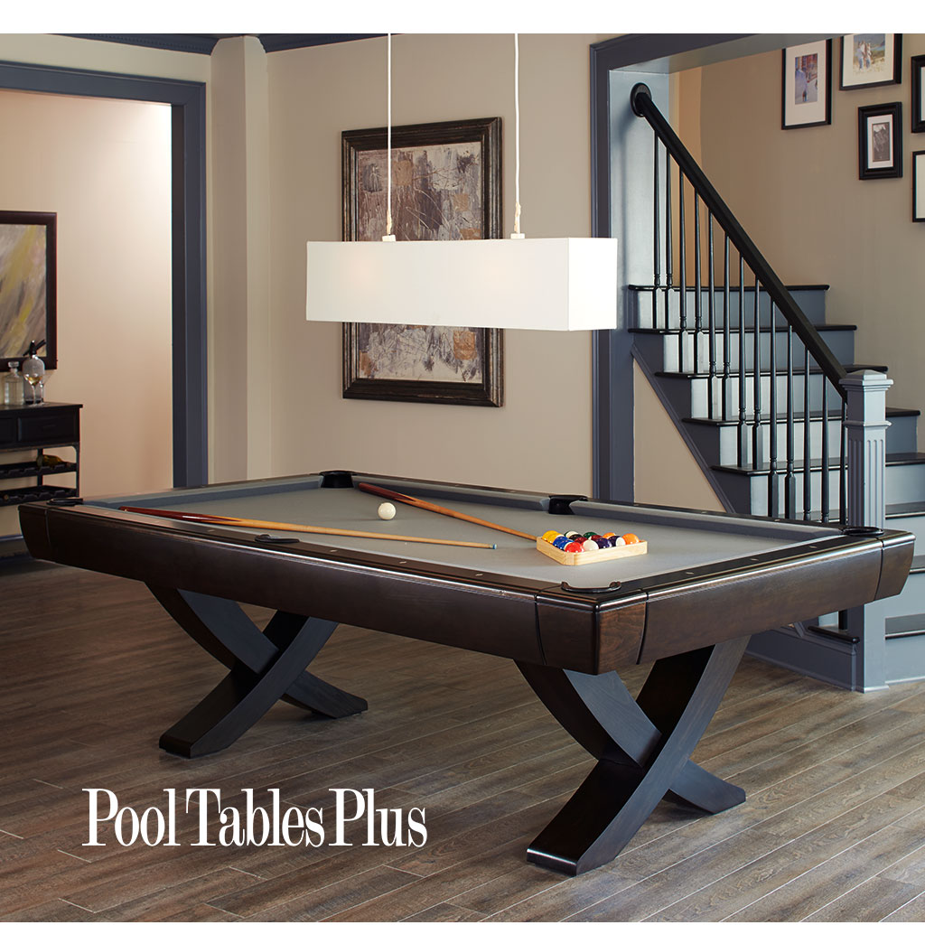 Newport pool table california house for Pool table house