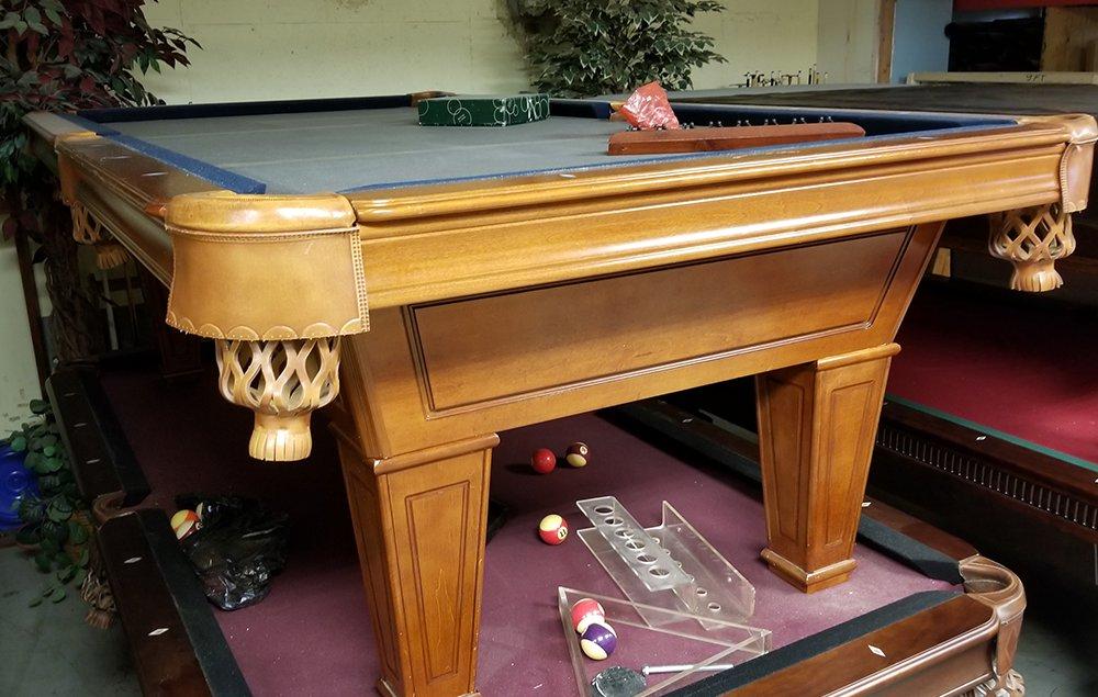 8′ Washington Pool Table