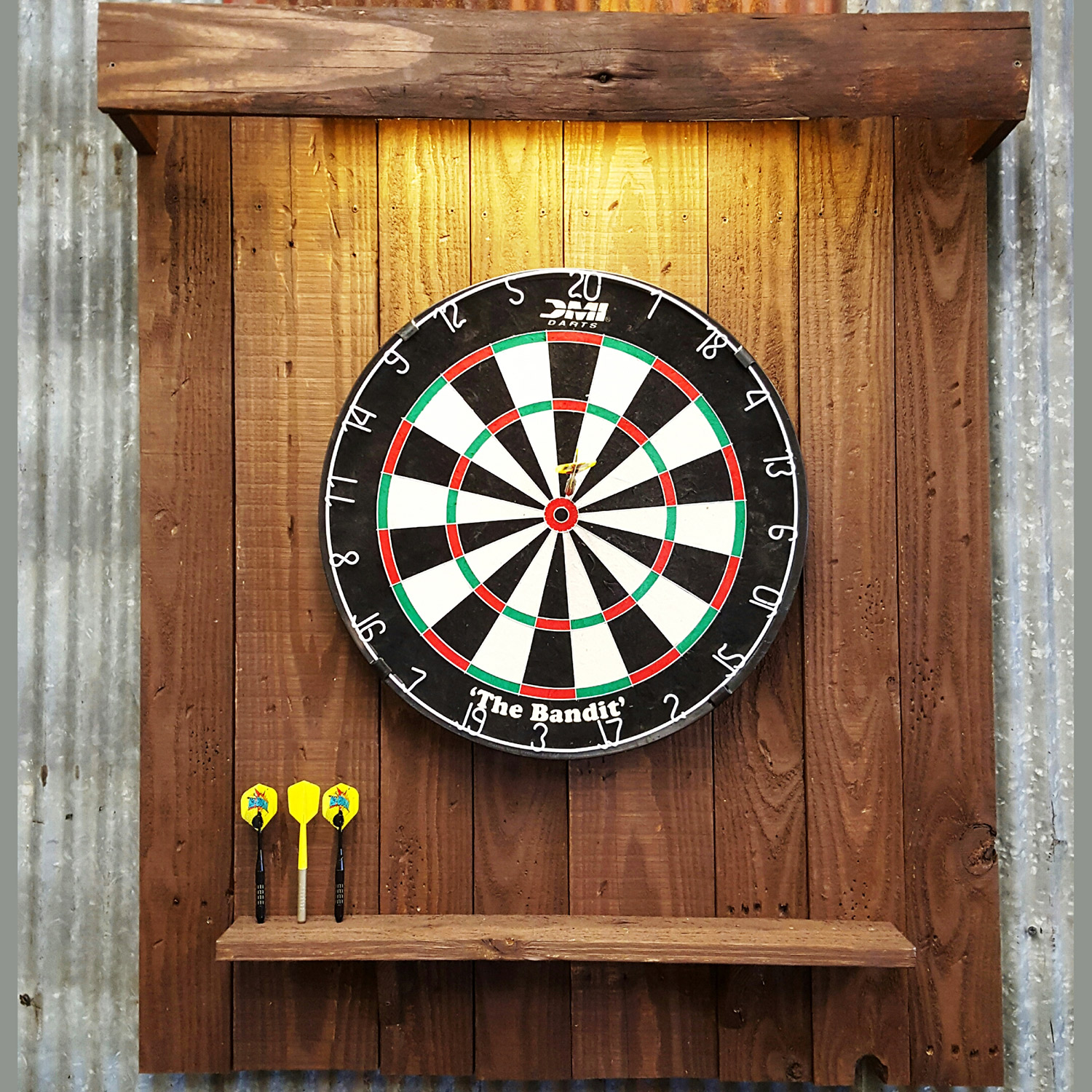 Dart Board Lighting Lilianduval